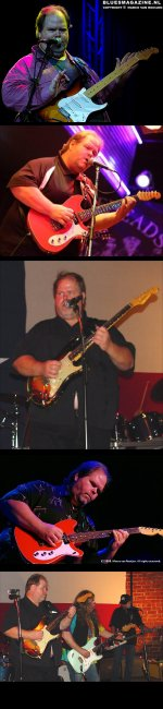 Buddy Whittington in concert